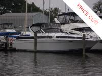 The 410 Amerosport is a Big household express cruiser
