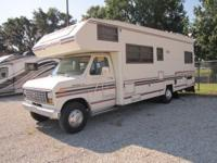 1988 Coachmen Catalina, class C motorhome, Ford 460 V8,
