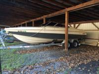 1988 Cobalt Very good condition. V8 motor Comes with a