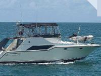 1988 Cruisers Yachts 4280 Express Bridge Please contact