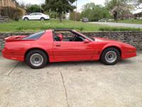 Firebird Trans-Am-Auto V8 5.0 T-Top and Leather