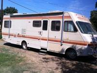 im listing it for my grandmother   its a 1988 bounder