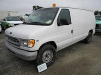 1988 Ford Econoline 350 Motor Home Gas eng, auto trans,