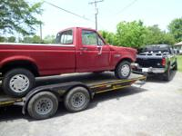 i got this 1988 ford f150 custom 300 6cyl fuel injected