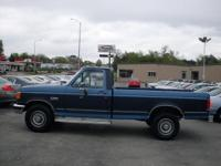 Labor is made easy with this 1988 Ford F250. it has an