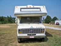 1988 Ford front end Gulf stream ultra motor home 30 ft.