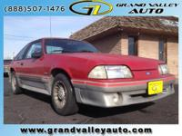 1988 FORD MUSTANG 2DR HATCHBACK GT Our Location is: