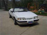 FUN TO DRIVE!!! 1988 High Performance 5.0 Mustang