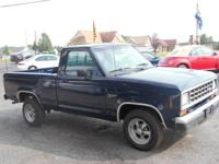 1988 Ford Ranger $1,995!!! 82,274 Miles. In good
