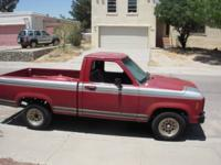 Selling as is a total parts truck WITHOUT a title. 1988