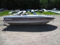 Up for auction is a 1988 Forester 171 Phantom boat