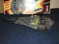 For Sale is a 1988 GI JOE X-19 PHANTOM STEALTH FIGHTER