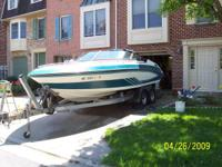 23ft caddy cabin ,454ci chey 500+ Hp new rebuild,