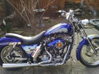 1988 FXLR lowryeder with nitrous,this is a 1340cc with