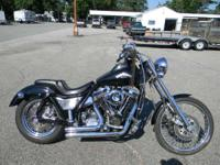 1988 Harley-Davidson FXR BLACK RUNS AND DRIVES GREAT