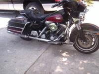 1988 harley electraglide classic. with only 26,632
