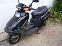 It is a 88 Honda 250cc Elite scooter. Still in very