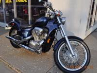 Very Clean, Well kept Honda Shadow VTX here. Always