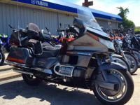 1988 Honda Goldwing GL 1500 1500cc Nice riding Honda