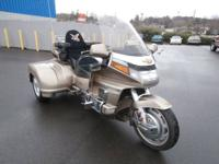 1988 Honda Goldwing Touring Hannigan Trike Kit Our