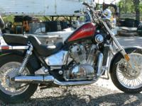 1988 HONDA SHADOW V-TWIN 800. $1999 Or Finest MONEY