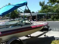 88 Invader, 150 Johnson V6 2 stroke rebuilt engine with