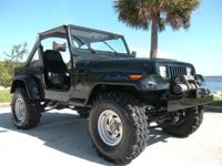 "Options Included: 3.5"" Lift Kit, 4x4, Air Conditioning,"