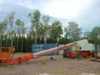 1988 JLG 110HX Man-Lift. 1988 JLG 100HX Man Lift design