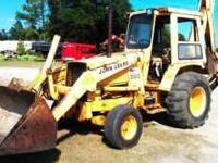 1988 John Deere 310C backhoe, very tight, excellent