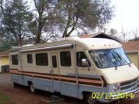 1988 convenience recreational vehicle 460 ford gas