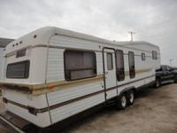 I have a camper for sale.  It is a 1988 Kountry Aire.