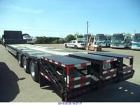 This 1988 Landoll Lowboy Trailer will be up for auction