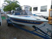 1988 Malibu Skier 19. Clean V6 powered Malibu Ski Boat-