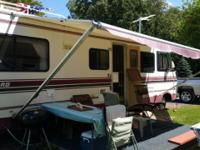 1988 Mallard Class A Motorhome Chevy chassis with the