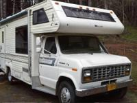 1988 Mallard Sprinter. 1988 Mallard Sprinter model in