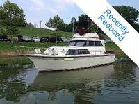 1988 Marinette 32 Sedan For Sale !!! - Only 3 owners -