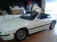 1988 Mazda RX 7 **** Convertible Clean,