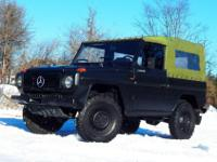 1988 Mercedes Benz G-Class 240GD DIESEL ARMY MILITARY