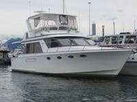 1988 Ocean Alexander OCEAN 42SE. ENGINES - two- MAKE -