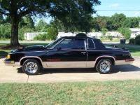 Cutlass Special Limited edition. 64 out of 400.