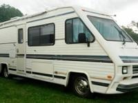 1988 Mallard Sprinter, 40,000 miles, Length: 30ft, CD