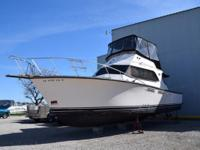 1988 Pace Sport Fisherman Boat is located in