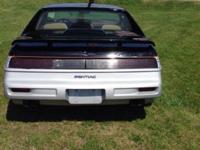 I have a 1988 Pontiac Fiero Formula For Sale. It just