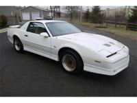 We are offering for sale a wonderful 1988 Pontiac Trans