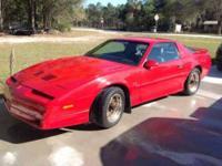 1988 Pontiac GTA Trans Am American Classic This 1988