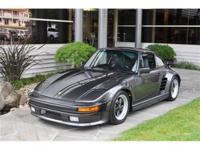"1988 Porsche Turbo 930S ""Slant Nose"" WPOJBO938JSO5O341"