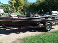 FOR SALE: 1988 Ranger Fisherman 680c with 90 HP Johnson