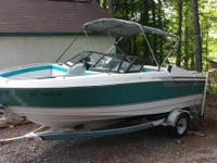 1988 Regal Sebring 19' V-Hull Ski Boat in fantastic
