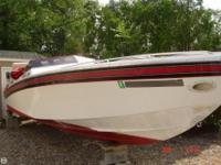 - Stock #080468 - This is a 1988 Wellcraft Scarab