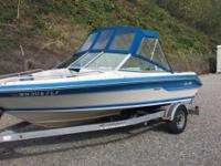 Clean 1988 sea Ray Seville 18' Turn key boat, solid all